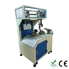 Automatic Wire Winding and Tying Machine (8 shape, single tying)