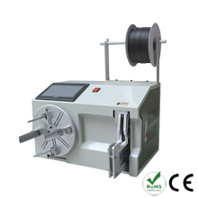 Wire Winding and Tying Machine
