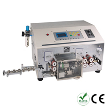 Automatic Enameled Wire Cutting & Stripping Machine (0.5 - 2.5 mm)