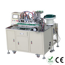 DC head automatic soldering machine