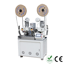 Fully Automatic Wire Cutting Stripping Crimping and Sealing Machine