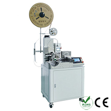 Automatic Single Head Wire Crimping Sealing Machine