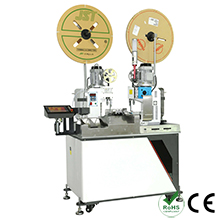 Double-Crimping Automatic Terminal Crimping Machine