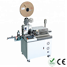 Fully Automatic Wire Crimping Twisting and Tinning machine