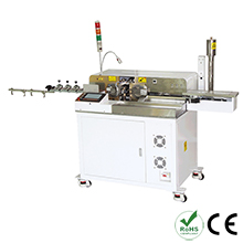 Automatic Double Side Wire Tinning/Soldering Machine