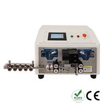 Multi-conductor Cable Cutting & Stripping Machine (1 - 6 mm)