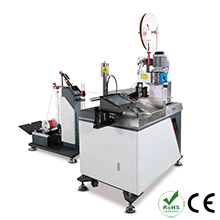 Automatic Wire Crimping and Soldering Tinning Machine