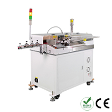 Automatic Wire Stripping and Tinning Machine